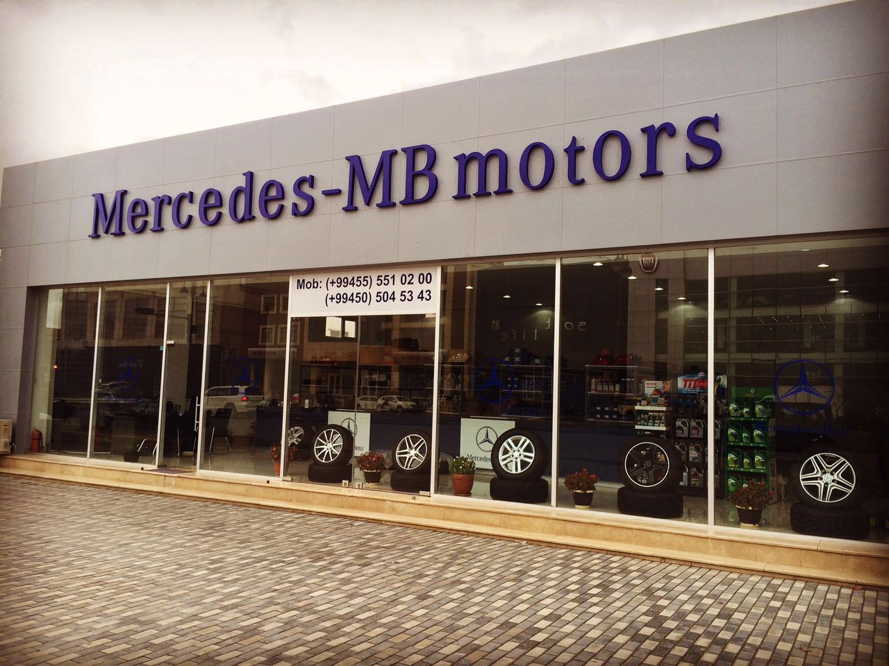 Mercedes – MB Motors